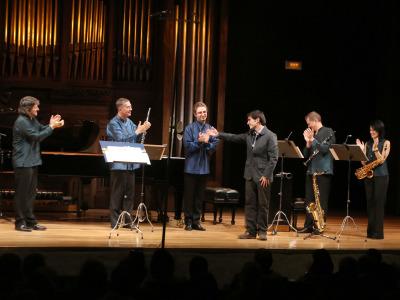 Luis Román y Grupo Cosmos 21. Concierto Compositores Sub-35 - Aula de (Re)estrenos (92)