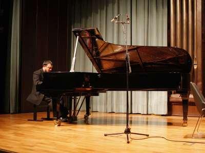 Federico Lechner. Concierto Después de Stalin: música en la URSS, 1960-1990