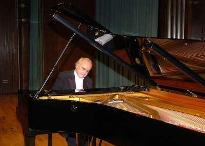 Guillermo González. Concierto Ernesto Halffter en su centenario