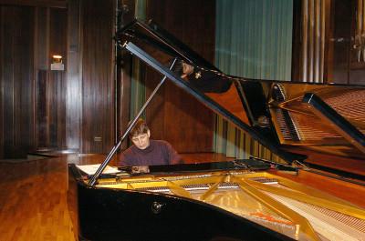 Javier Perianes. Concierto El piano de los grandes maestros (II)
