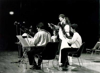 Grupo Albicastro Ensemble Suisse. Concierto Monteverdi