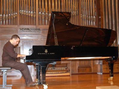 Horacio Sánchez Anzola. Concierto Dimitri Shostakovich en su centenario