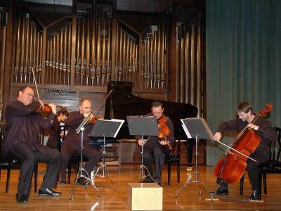 Quinteto Turina. Concierto Dimitri Shostakovich en su centenario