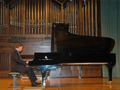 Ralf Nattkemper. Concierto Mozart despues de Mozart