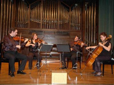 Cuarteto Ars Hispánica. Concierto A mi querido amigo Haydn. Cuartetos de Haydn y Mozart