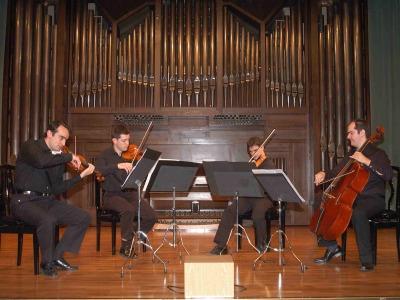 Cuarteto Granados. Concierto A mi querido amigo Haydn. Cuartetos de Haydn y Mozart