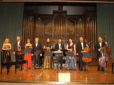 Sonor Ensemble y Luis Aguirre. Concierto Música nórdica. En el centenario de Edvard Grieg