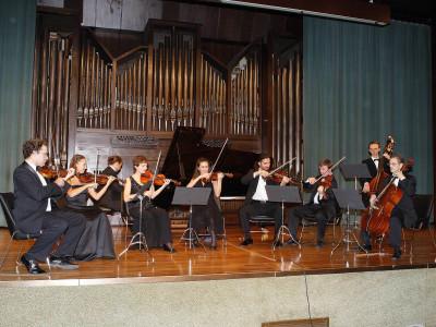 José Luis Nieto y Sinfonieta de Moscú (Chamber Orchesta). Concierto Después de Stalin: música en la URSS, 1960-1990