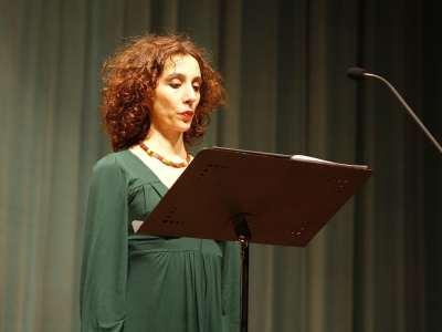Teresa García Villuendas. Concierto Un Albéniz menos conocido