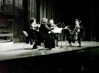 Cuarteto Hispánico Numen. Concierto Música española del siglo XVIII