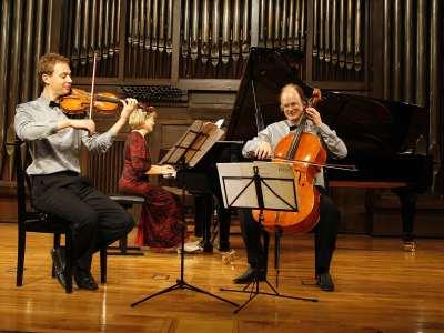 Viena Mozart Trio. Concierto La angustia de la influencia. Haydn como modelo