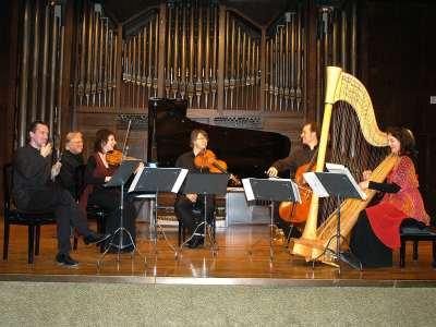 Oxalys. Concierto Antropofagia musical. Tres conciertos con motivo de la exposición Tarsila do Amaral