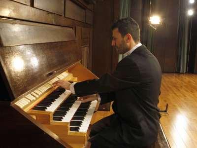 Miguel Bernal Ripoll. Concierto Tecla española del XIX