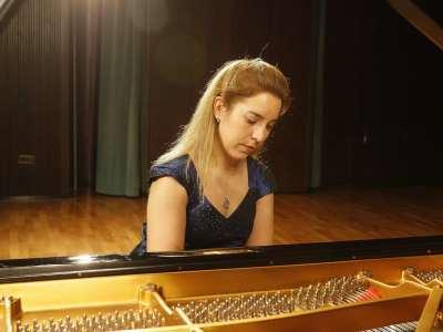 Miriam Gómez-Morán. Concierto Creación y apocalipsis