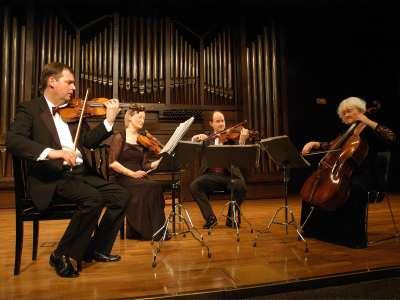 Cuarteto Bridge. Concierto El modernismo musical en Inglaterra