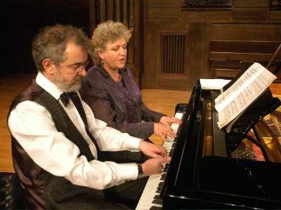 York2, John York y Fiona York. Concierto El modernismo musical en Inglaterra