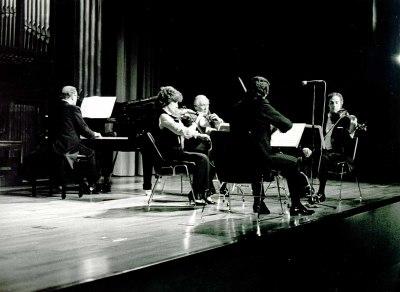 Quinteto Español. Concierto Música de cámara de la Generación de los Maestros