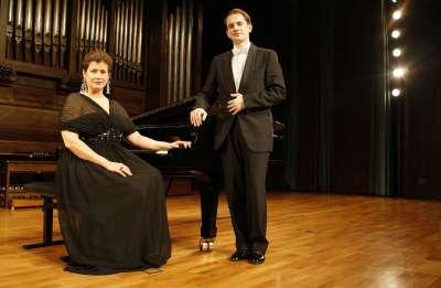 Ana Häsler y Enrique Bernaldo de Quirós. Concierto Componer bajo el tercer Reich