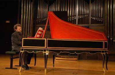 Riccardo Doni. Concierto El arreglo como obra musical