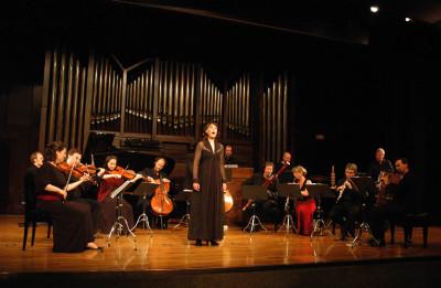 Grupo Oxalys y Laure Delcampe. Concierto El arreglo como obra musical