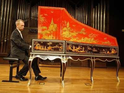Nicolau de Figueiredo. Concierto Eclipsados por Domenico Scarlatti