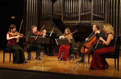 Oxalys y Boyan Vodenitcharov. Concierto Música soviética: de la Revolución a Stalin. Con motivo de la exposición Aleksandr Deineka (1899-1969). Una vanguardia para el proletariado