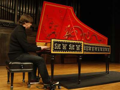 Skip Sempé. Concierto Música galante en el salón francés