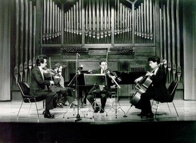 Cuarteto Emera. Concierto Música de cámara de la Generación de los Maestros