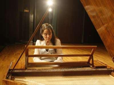 Carole Cesari. Concierto Eclipsados por Domenico Scarlatti