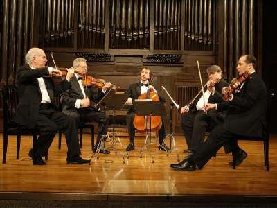 Fine Arts Quartet y Gil Sharon. Concierto Wagner y su círculo