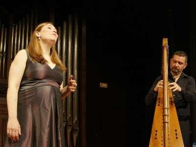 Marta Infante y Manuel Vilas. Concierto Vaya de letra y de baile - Las músicas de Calderón de la Barca