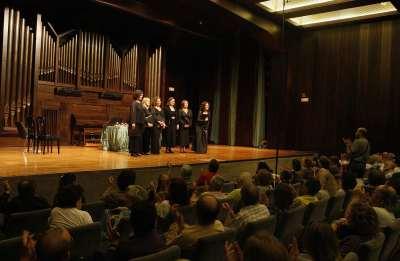 Ensemble Discantus. Concierto Campus stellae: el Códice Calixtino y otras polifonías del siglo XII - Los orígenes de la polifonía medieval