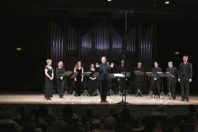 Alamire y David Skinner. Concierto Via Anglica. Música y reforma en la Inglaterra del Renacimiento - Cinco siglos de música británica