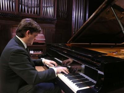 Juan Carlos Garvayo. Concierto Mieczyslaw Weinberg (1919-1996)