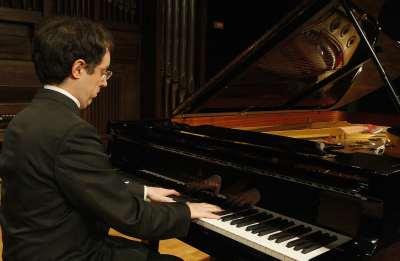 Alessandro Marangoni. Concierto El arte del piano en Muzio Clementi