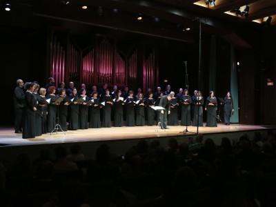 Coro de la Orquesta de la Comunidad de Madrid y Pedro Teixeira. Concierto Nostalgia del pasado