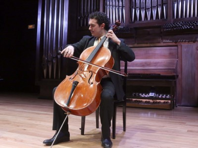 Adolfo Gutiérrez Arenas. Concierto Nostalgia del pasado