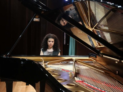 Sofía Melikyan. Concierto Fantasías - Música de ensueño. Con motivo de la exposición Surrealistas antes del surrealismo