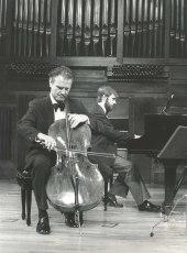 Luis Leguia y Fernando Turina. Recitales para Jóvenes, 1984
