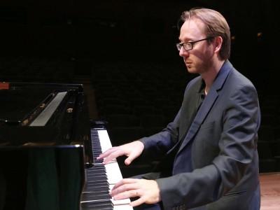 Roberto Prosseda. Concierto Verdi en el salón