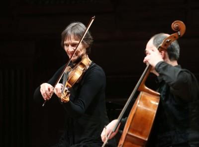 Cuarteto Mosaïques, Anita Mitterer y Christopher Coin. Concierto Gaetano Brunetti, músico de corte
