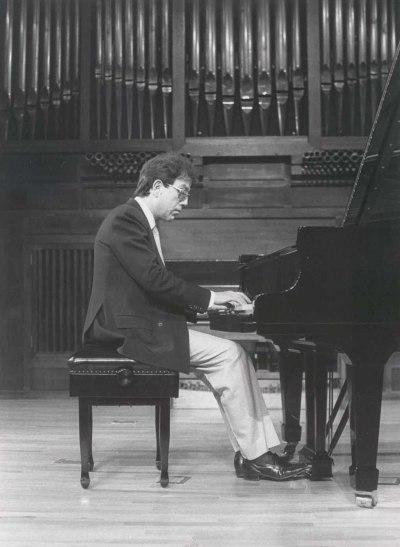 Agustín Serrano. Recitales para Jóvenes