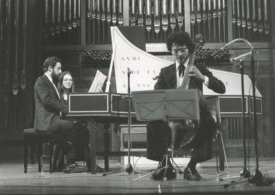 Pere Ros y Pablo Cano. Concierto J. S. Bach: música para cuerda. Cöthen, 1720