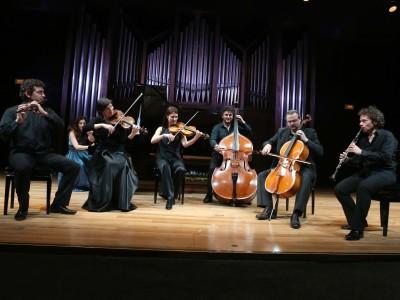 Ensemble Paul Klee. Concierto Viena, un siglo después - Historia del Lied en siete conciertos
