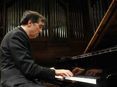Eric Le Sage. Concierto En la sala de conciertos - Compositoras