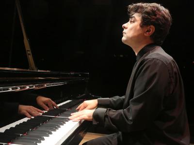 Gustavo Díaz Jerez. Concierto Pervivencias - Preludios y fugas