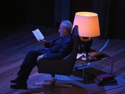 José Luis Gómez. Concierto El mundo de la canción alemana - El universo musical de Thomas Mann