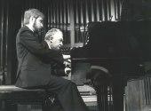 Fernando Turina y Miguel Zanetti. Concierto Piano a cuatro manos (1985) , 1985