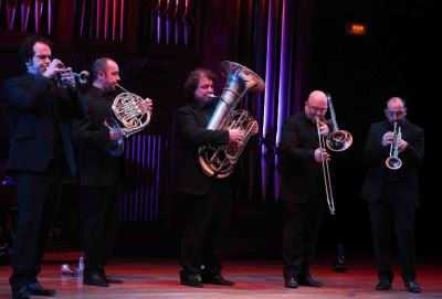 Spanish Brass Luur Metalls. Concierto Jazz en metal - Jazz impact