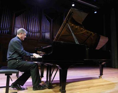 Albert Nieto. Concierto Impacto en España - Jazz impact